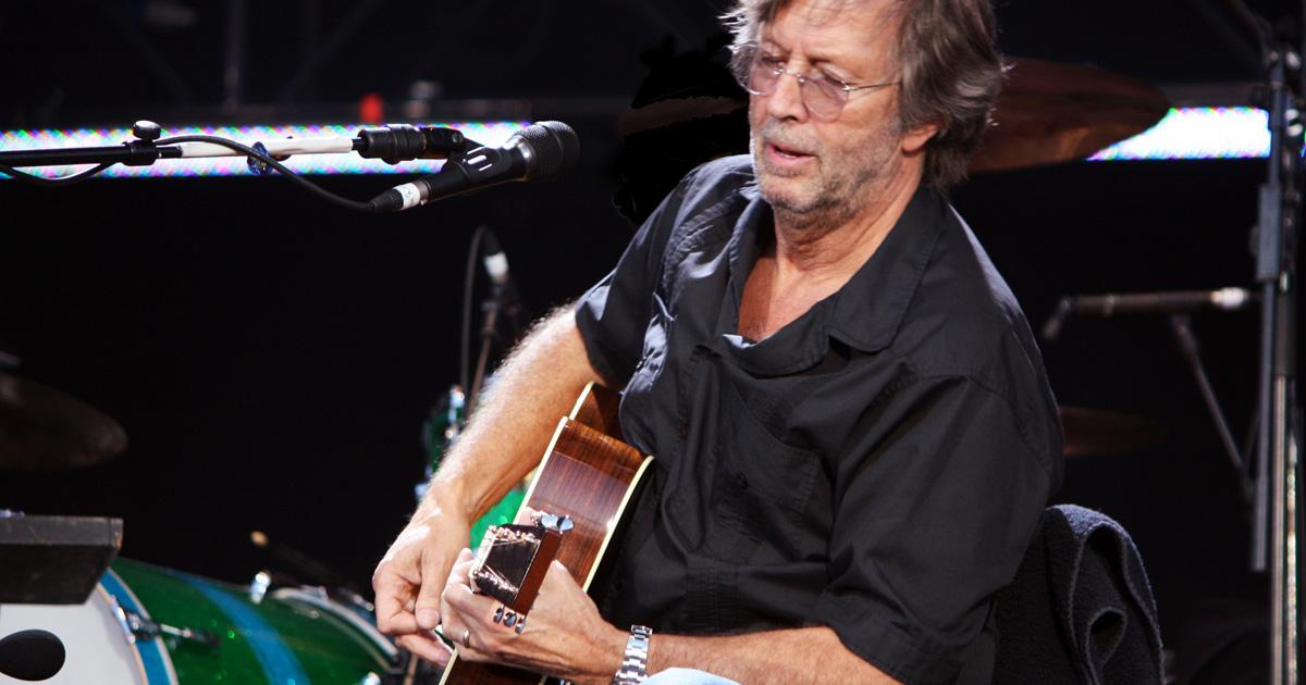 Wizard Estreito - 3 lições de inglês que você pode aprender com Eric Clapton