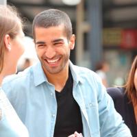 Conversação: Falando inglês com estrangeiros